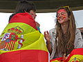 Before the game in Plaza del Castillo, Pamplona 3 (7609191598).jpg