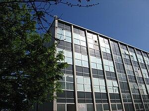 Belfield, Dublin - The Science Block