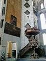 Belgique Gand Saint-Nicolas Chaire - panoramio.jpg