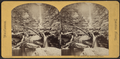 Below the Katerskill Falls, from Robert N. Dennis collection of stereoscopic views.png