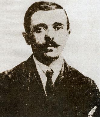 Avraam Benaroya - Image: Benaroya 1914