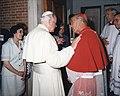 Bendición de la catedral por Juan Pablo II (1993) - 27924003187.jpg