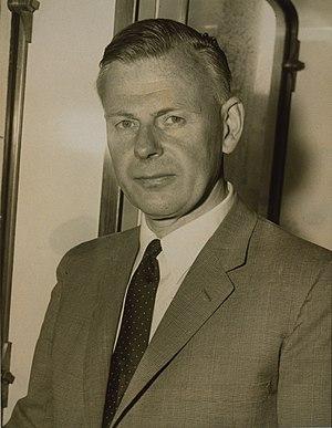 Bengt Strömgren - Bengt Strömgren, 1957