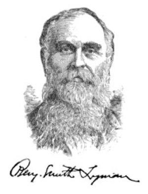 Benjamin Smith Lyman