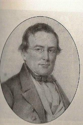 Richard Bache - Benjamin Franklin Bache
