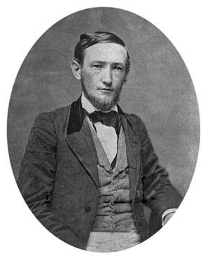 Benjamin Harrison - Benjamin Harrison c1850