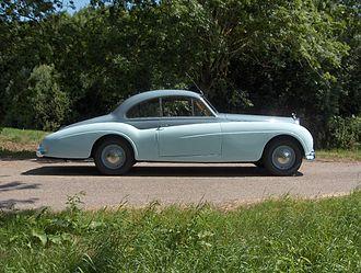 E. D. Abbott Ltd - Image: Bentley R type 4820274477