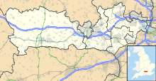 EGLM is located in Berkshire