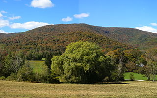 Berlin Mountain mountain in New York, United States of America