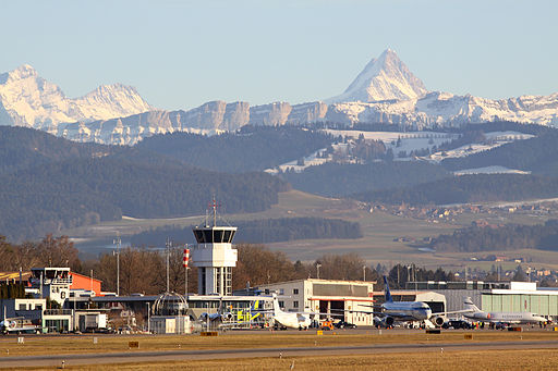 Aeropuerto de Berna-Belp