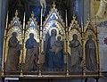 Bernardo daddi, madonna in trono col bambino e santi, cappellone degli spagnoli.JPG