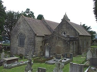 Bettws, Bridgend - Bettws Parish Church