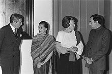 Soniya Gandhi - Biography India
