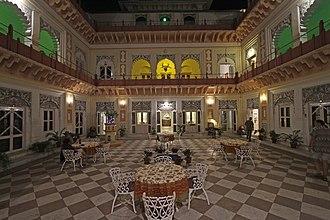 Bharatpur, Rajasthan - Laxmi Vilas Palace