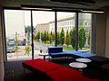 Biblioteka Raczynskich, Poznan, new building.jpg
