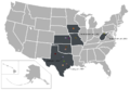 Big 12 map 2011-10-29.png