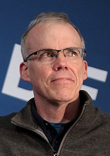 Bill McKibben in 2016