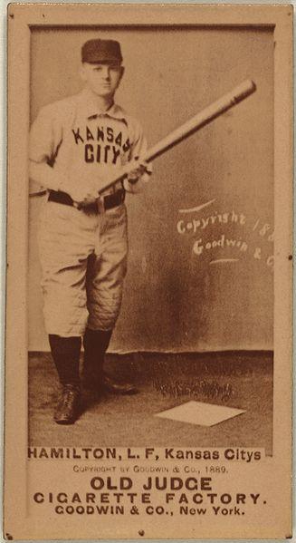 File:Billy Hamilton baseball card.jpg