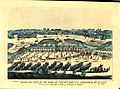 Birds' eye view of the camp of the 67th Reg't P.V. Annapolis, Md. - on the ground occupied by the troops of Washington & Lafayette LOC 86692307.jpg