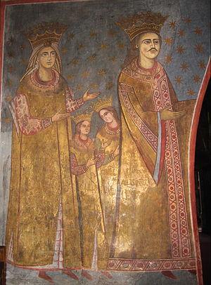 Ștefan VI Rareș - Image: Biserica Sfântul Dumitru din Suceava 11