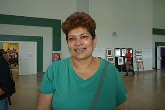 Bishakha Datta - Bishakha Datta at AWID 2016
