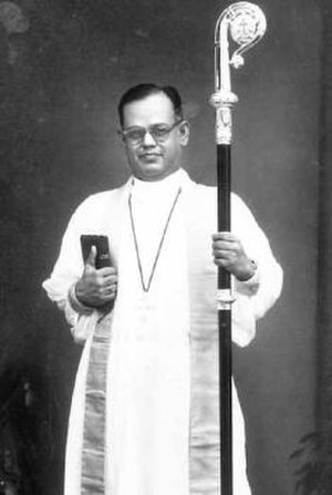 Trichy-Tanjore Diocese of the Church of South India - The Rt.Rev. David Chellappa