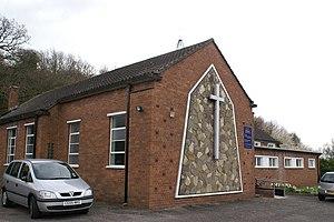 Bishpool - Image: Bishpool Methodist Church geograph.org.uk 148327
