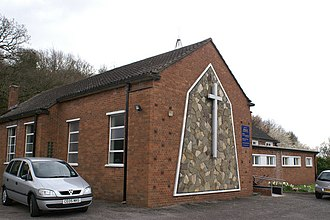 Bishpool - Image: Bishpool Methodist Church geograph.org.uk 148327
