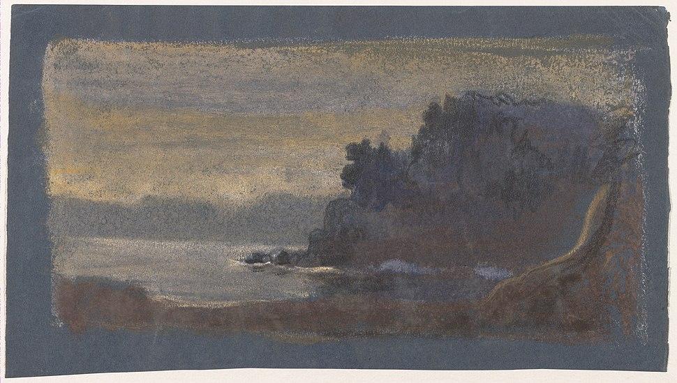 Blue Landscape MET DP158121