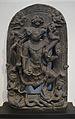 Boar Incarnation of Vishnu - Basalt - Circa 11th Century CE - Bihar - ACCN 3899-A25172 - Indian Museum - Kolkata 2014-02-14 9288.JPG