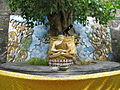 Bodhi tree replica at Brahmavihara Arama.jpg