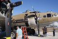Boeing B-17G-85-DL Flying Fortress Nine-O-Nine REngines CFatKAM 09Feb2011 (14797233009).jpg
