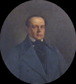 Ignaz Bösendorfer - Ignaz Bösendorfer, based on lithograph by Josef Kriehuber, 1859