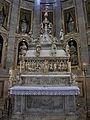 Bologna basilica di San Domenico - schrijn van Dominicus 25-04-2012 15-12-48.JPG