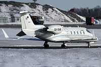 SX-BNR - LJ60 - Aegean Airlines