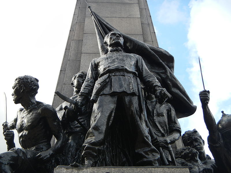 "Bonifacio Monument. | Photo from ""BonifacioMonumentjf9889 04"" by Ramon FVelasquez, Wikimedia Commons is licensed under CC BY-SA 3.0"