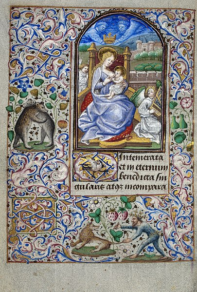 Bestand:Book of Hours of Simon de Varie - KB 74 G37 - folio 017v.jpg