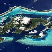 Bora Bora French Polynesia 9Mar2018 SkySat