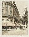 Boulevard des Capucines - Maison Violet rue Scribe 1877.jpg