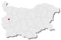 Bozhurishte location in Bulgaria.png