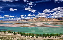 Yarlung Tsangpo River Wikipedia - Highest river in the world
