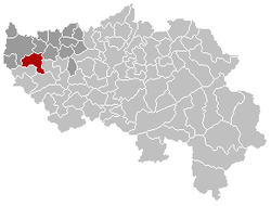 Braives Liège Belgium Map.png