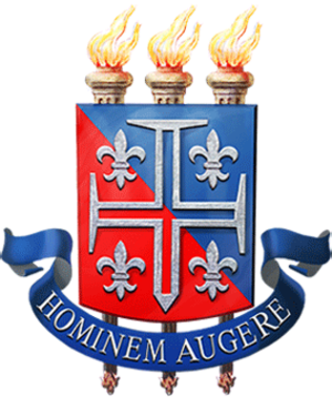 Bahia State University - Shield of the Bahia State University
