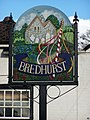 Bredhurst Village Sign - geograph.org.uk - 1044559.jpg
