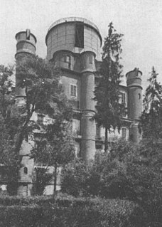 Brera Astronomical Observatory observatory