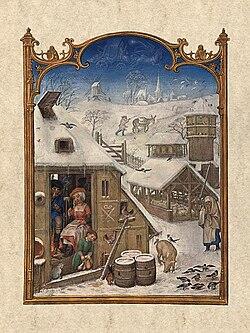 Breviarium Grimani - February.jpg