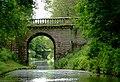 Bridge No 10, Shropshire Union Canal near Brewood, Staffordshire - geograph.org.uk - 1350759.jpg