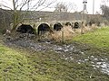 Bridge over Tamworth Road at Sawley - geograph.org.uk - 1105625.jpg