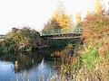 Bridge over a tributary of the River Nene - geograph.org.uk - 1560962.jpg