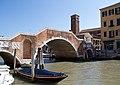 Bridge over the Canale di Cannaregio 2 (7228141952).jpg